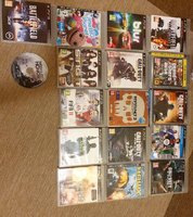 Used 17 PS3 Games + Free Controller in Dubai, UAE