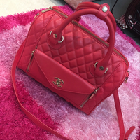 CHANEL Red color(copy) Premium  condition80%