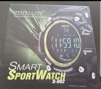 Used Smart sporty watch in box in Dubai, UAE