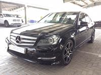 Used 2013 Mercedes C250 in Dubai, UAE