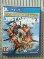 Used JUST CAUSE 3 PS4 GAME in Dubai, UAE