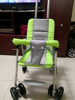 Used Smalleasy to take light weight stroller in Dubai, UAE