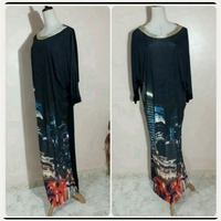 Used Jalabiya Long Dress brand New in Dubai, UAE