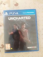 Used Uncharted lost legacy for ps4 in Dubai, UAE