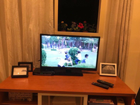 Used TV with Table  in Dubai, UAE