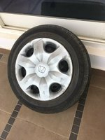 Used All for 150dhs tyre 175x65x14 in Dubai, UAE