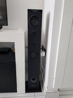 Used Energy Sistem Tower Speaker (60W) in Dubai, UAE