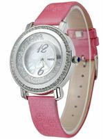 Kezzi Pink Smart Women Watch....good Quality