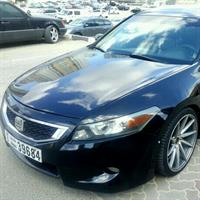 Used 2008 Honda Accord Coupe V6 Full Option Manual  in Dubai, UAE