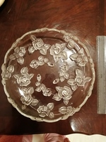 Used Larg Glass dish + new 6pieces glasses in Dubai, UAE