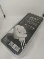 4 port usb mobile charger with led light