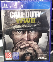 PS4  COD WIl