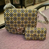 Guess Bag With Matching Wallet