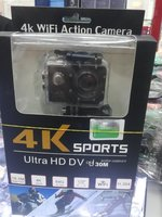 Used 4K WiFi Action camera ultra HD in Dubai, UAE
