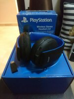 Used Sony PlayStation Wireless Stereo Headset in Dubai, UAE