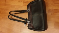 Used brighton leather bag new in Dubai, UAE