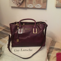 Guy Laroche Authentic Pure Leather Bag