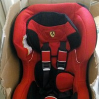 Used Ferrari Car Seat Excellent Condition in Dubai, UAE