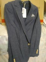 Used Jacket-scotch & soda - dark blue-s in Dubai, UAE