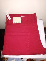 PANTS LACOSTE RED