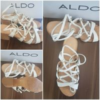 Used Aldo sandals/ size 36 in Dubai, UAE