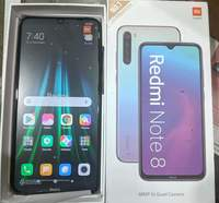Used Redmi not8 black 4gb ram 64 gb rom in Dubai, UAE