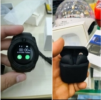 Used SALE SALE SMART WATCH + AIRPODS in Dubai, UAE