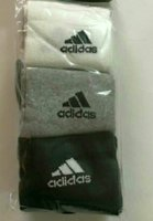 Used Adidas sport socks 2 sets in Dubai, UAE