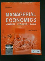 Used Managerial economics book in Dubai, UAE