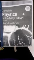 Used Physics revision guide book in Dubai, UAE