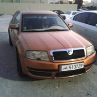 Used Skoda Superb in Dubai, UAE