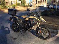 Used 2014 BMW F 800 GS ADVENTURE, WhatsAp on +971554154206 in Dubai, UAE