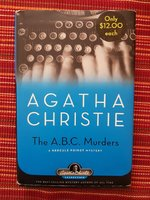 Used Agatha Christie - The ABC Murders in Dubai, UAE