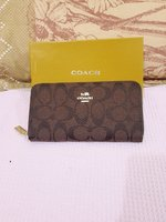 Used Coach wallet new with box in Dubai, UAE