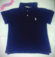 Used kids polo T-shirt in Dubai, UAE