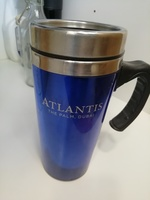 Used Atlantis tumbler original blue color in Dubai, UAE