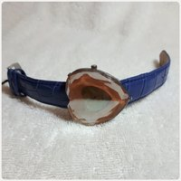 Used blue HEART watch fashionable brand new. in Dubai, UAE