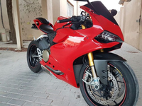 Used Panigale S 1199 in Dubai, UAE