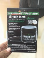 Miracel teeth Whitener