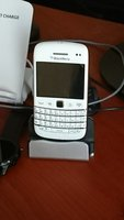 Used Black Berry Bold White FIXED PRICE MOBs in Dubai, UAE