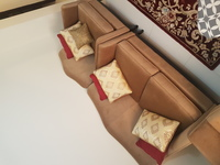 Used sofa set and table in Dubai, UAE