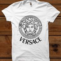 Versace Shirt Comes In Different Sizes