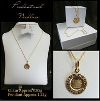 Nacklace 18k Italy Gold