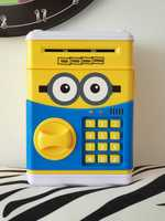 Used Money bank with password in box in Dubai, UAE