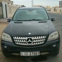 Used ML350 2006 IN GOOD CONDITION FOR SALE!! in Dubai, UAE