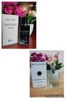Bvgari extreme and sauvage bundle