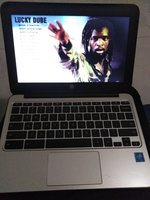 Used HP Chrome Laptop Urgent Sales in Dubai, UAE
