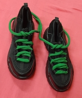 Used Sneaker 36 + free no tie shoelaces in Dubai, UAE