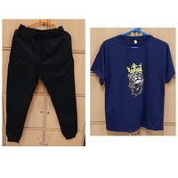 Used Trouser and t-shirt (L) in Dubai, UAE