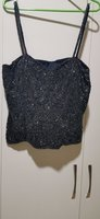 Used Black and navy women Evening top - party in Dubai, UAE